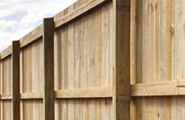 Garden Fencing in Merseyside