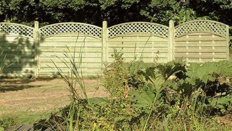 Garden Fencing in Birkenhead