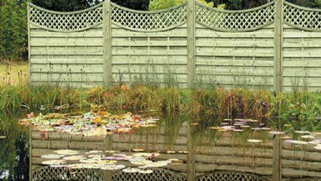 Garden Fencing in Bebington