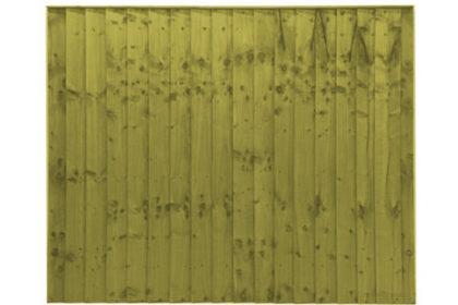 Wooden Fencing in Ellesmere Port
