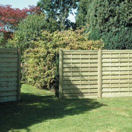 Garden Fencing in Wirral